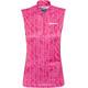 Gonso Inn Naiset Pyöräilypaita hihaton , vaaleanpunainen
